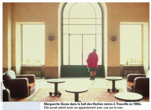 marguerite duras,neauphle-le-château,michelle porte,benoit jacquot,yann andréa,éditions des femmes