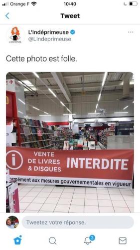 covid-19,fermeture des librairies,soljenitsyne