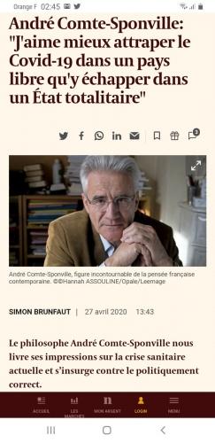 tocqueville,olivier véran,andré comte-sponville