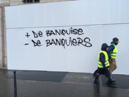 berthold brecht,idéologie bourgeoise,danièle sallenave,gilets jaunes,jojo le gilet jaune