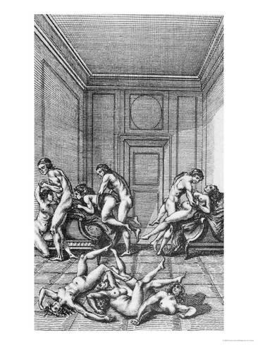 marquis de sade,libertinage,annie le brun,pierre klossowski,geroges bataille