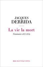 la mort,jacques derrida,jean-luc nancy,marie darrieussecq,simone de beauvoir