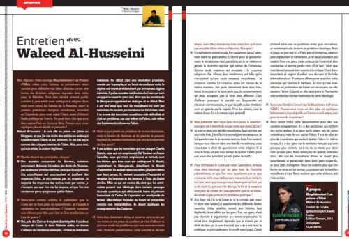 waleed al-husseini,islam,islam politique,islamistes,islamophobie