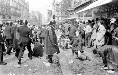 mai 68,alexandre kojève,hegel,raymond aron