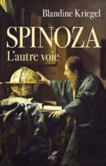 Blandine Kriegel, Spinoza