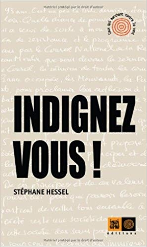 Stéphane Hessel, Georges Bernanos, Joseph Vebret, Samuel Johnson, Paul Klee, Jean-Paul Sartre, Adorno