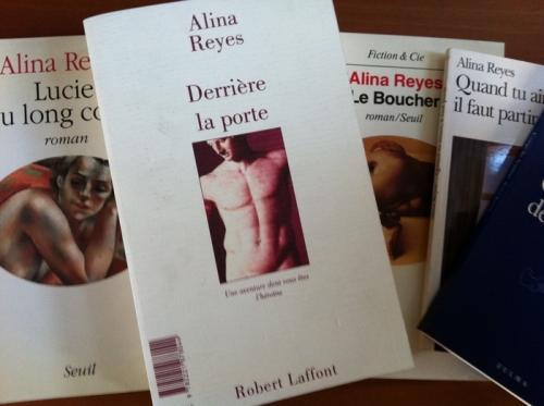 alina reyes,erotisme,politique,littérature