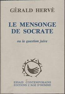 Gérald Hervé, Hervé Baudry, nietzsche, henri bergson, René Descartes, JMG Le Clézio, spinoza, Arthur Rimbaud,