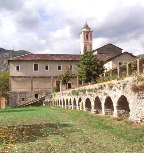 guillaume chérel,village de saorge