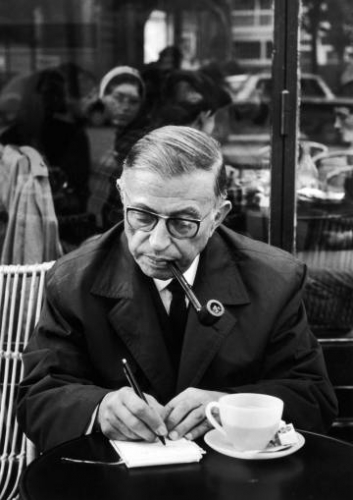 Jean-Paul Sartre, R. Breeur, Isabelle Stal, George Berkeley, Edmund Husserl, heidegger,